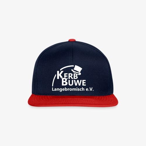Kerbbuwe (weiß) - Snapback Cap