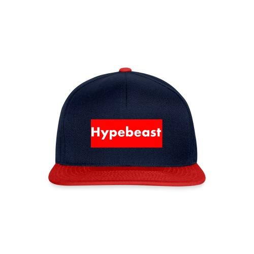 Hypebeast, parody - Snapback Cap