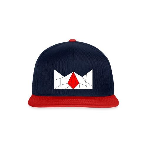 Red kngdm Cap - Snapback Cap