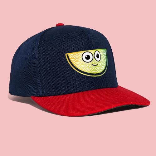 Tropical Melon - Snapback Cap