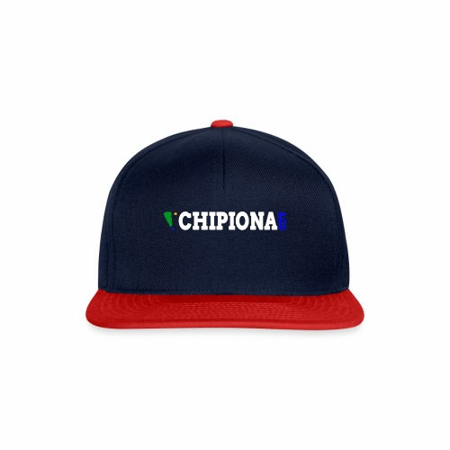 Chipiona City horizontal - Gorra Snapback