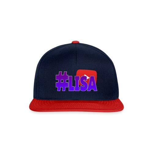 MERCHANDISE LISA - Snapback cap