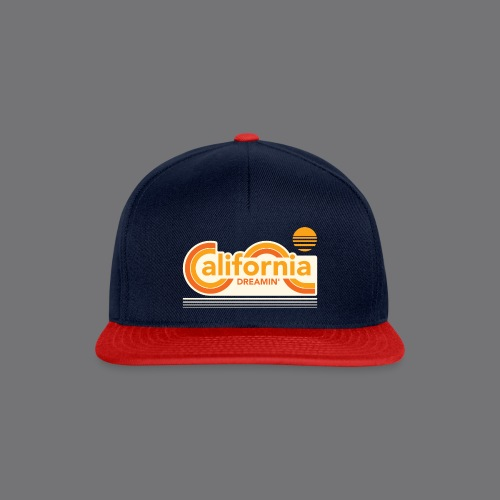 CALIFORNIA DREAMIN Tee Shirts - Snapback Cap