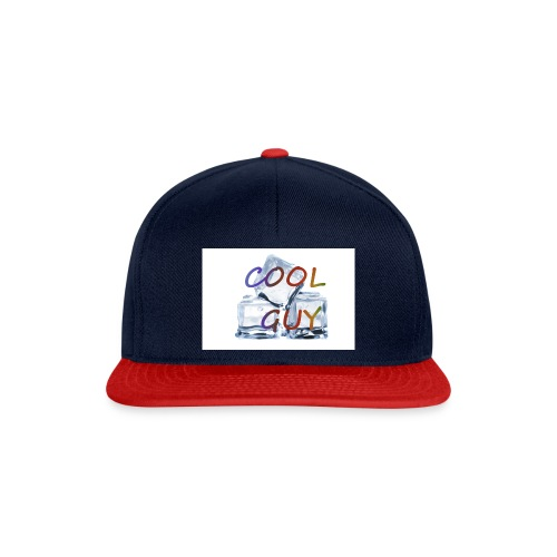 COOLGUY - Snapback Cap