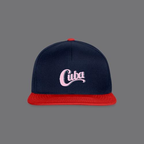 CUBA VINTAGE Tee Shirt - Snapback Cap