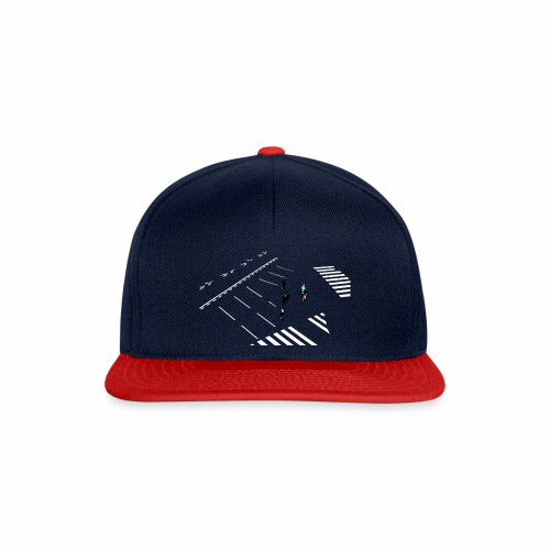 Upside - Snapback Cap
