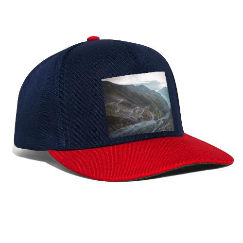 Stelvio 2757m - Snapback Cap