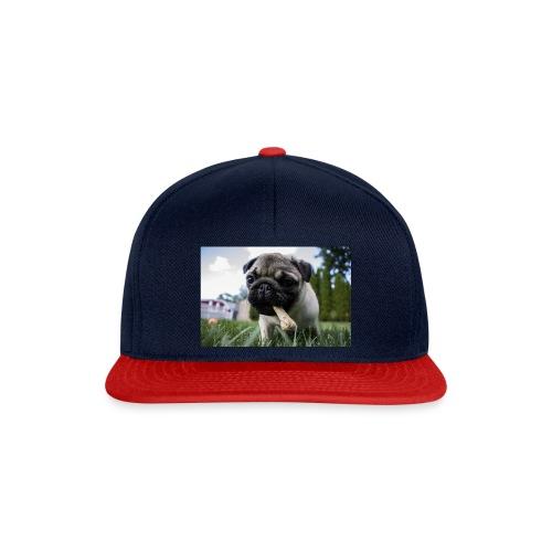 puppy dog - Snapback Cap