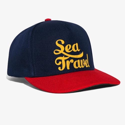 sea travel - Casquette snapback