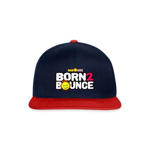 Born 2 Bounce - Snapback Cap
