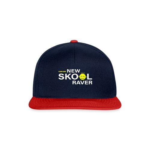 New Skool Raver - Snapback Cap