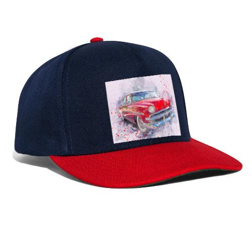 Ein Schönes Retro Auto t-shirt - Snapback Cap