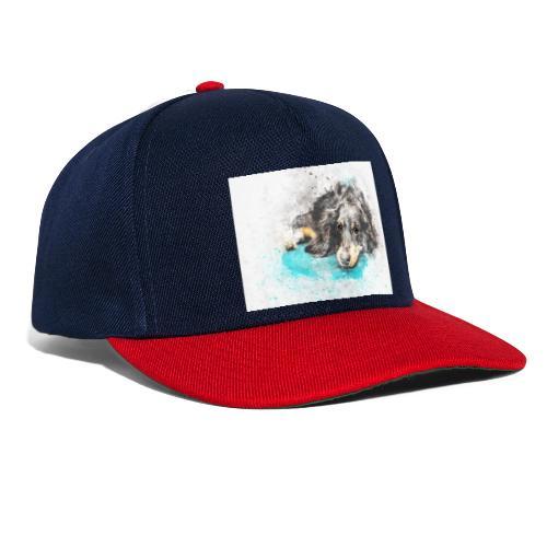Hund Dog stevanka - Snapback Cap