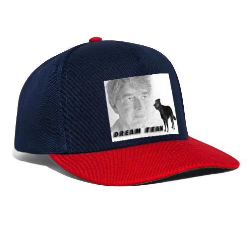 logo dinaa guenni - Snapback Cap