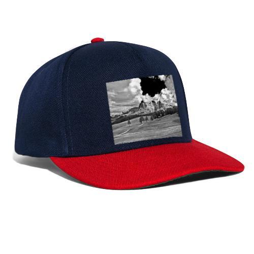 Seiser Alm - Snapback Cap
