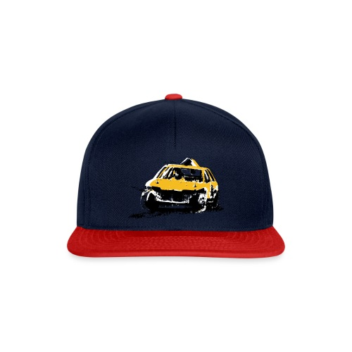 StockCar - Snapback Cap