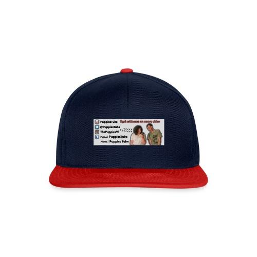 Cover S4 Puppiestube - Snapback Cap