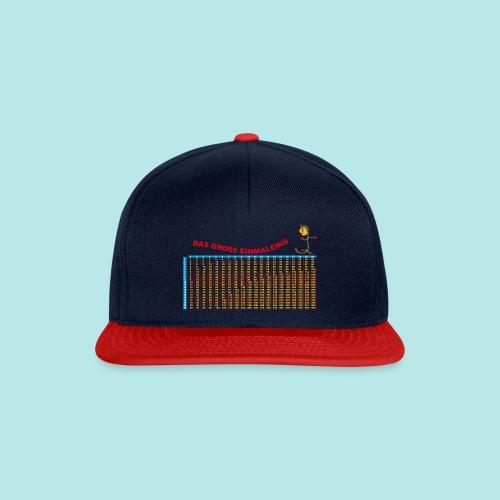 grosseseinmaleins - Snapback Cap