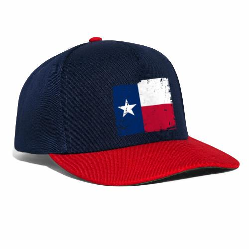 Texas Flag T-shirts, hoodies, textiles and gifts - Snapback Cap