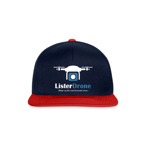 ListerDrone logo - Snapback-caps