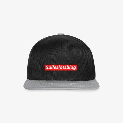 Box logo - Snapback Cap