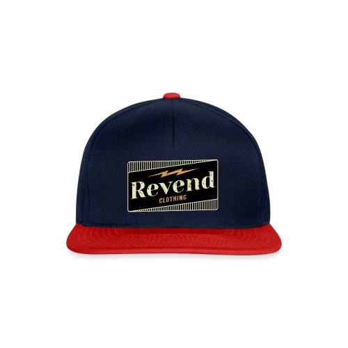 Logo Revend - Snapback Cap