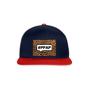Pineapple Pen Song Leopard - Snapback cap