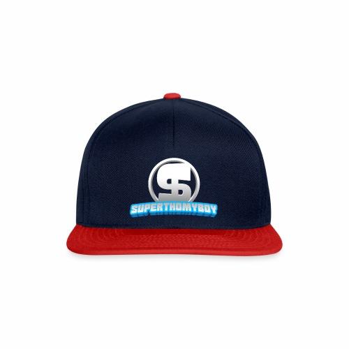 SuperThomyboy 3D style - Snapback cap