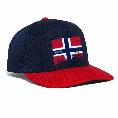 NORWAY FLAG T-shirts, Hoodies and Gifts ideas - Snapback Cap