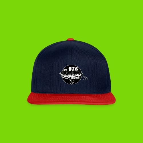 gobigorgohome - Snapback Cap