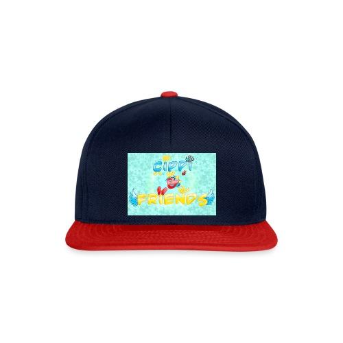 Tazza Cippi & Friends - Snapback Cap
