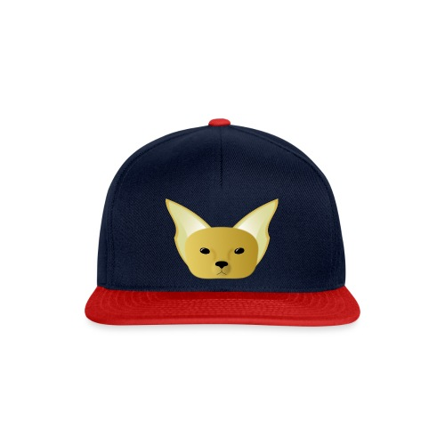 desert fox - Snapback Cap