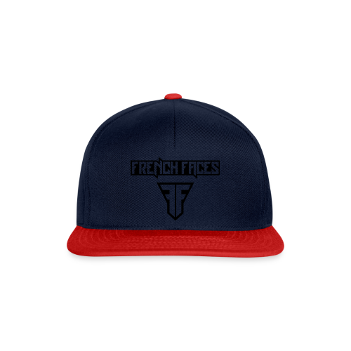 French faces - Snapback cap