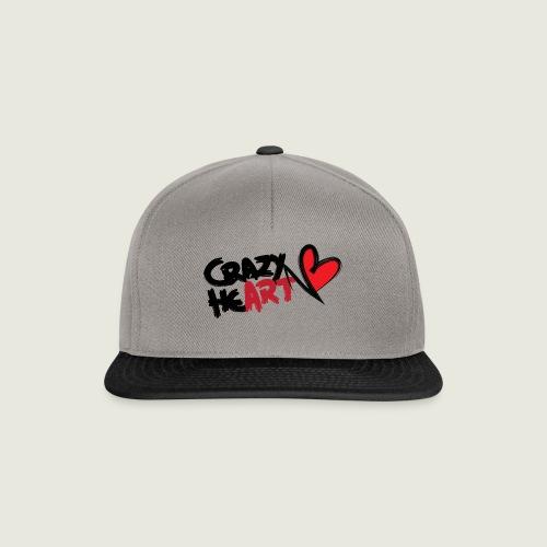 crazyheart - Snapback Cap