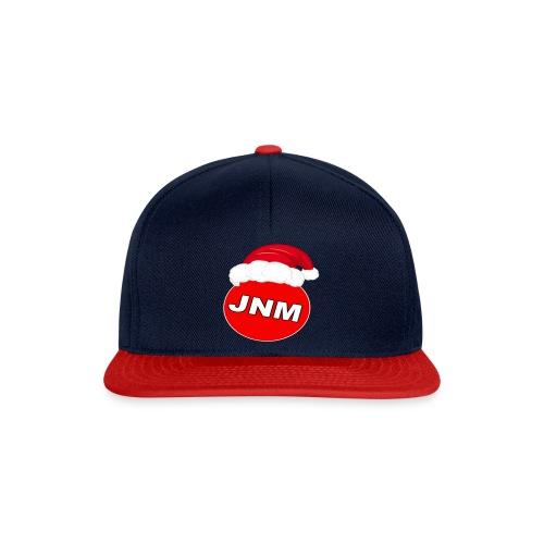 JustNotMe kerst merch - Snapback cap
