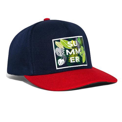 Summer - Sommer - Snapback Cap