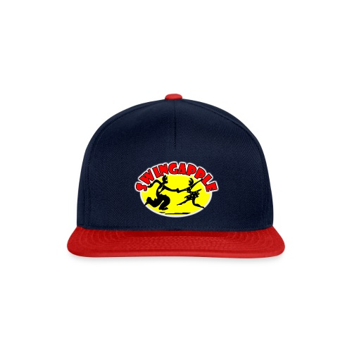 swingapple new - Snapback Cap