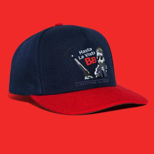 TerminaDingTshirt 01 - Snapback Cap