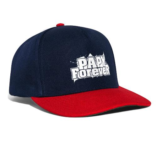 papy forever - Casquette snapback