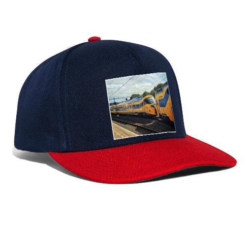 Nieuwe Intercity gesleept door Weesp - Snapback cap