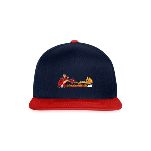 DRAGONKICK.UK - Snapback Cap