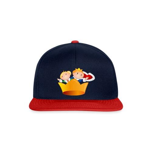 Koning Willem Alexander & Maxima - Snapback cap