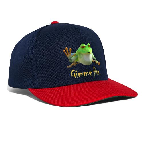 Gimme five - Snapback Cap