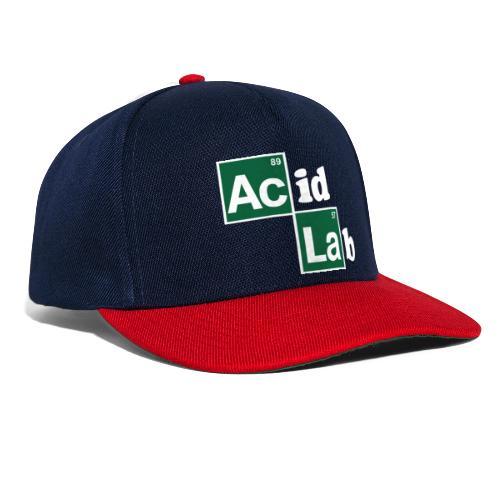 Acid Lab - Gorra Snapback