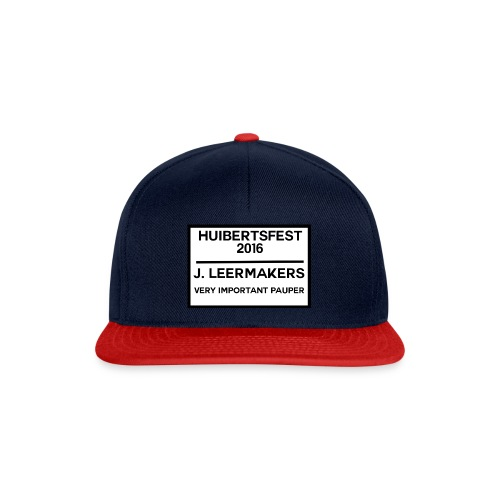 Huibertsfest - Snapback cap