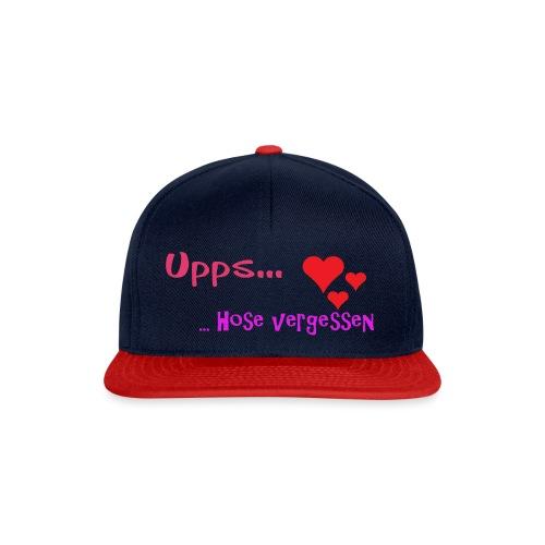 vergessen png - Snapback Cap