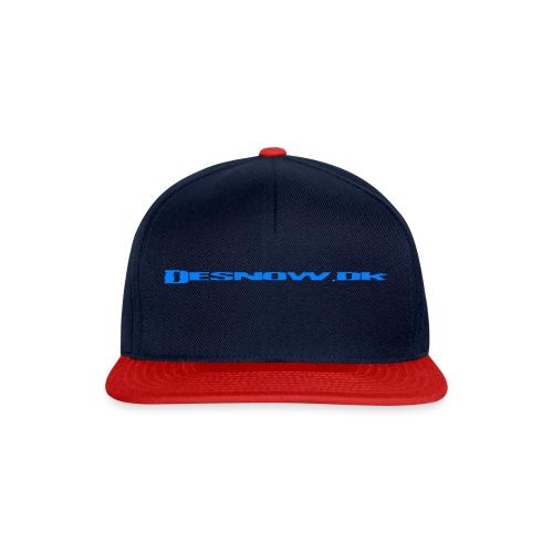 Desnow blue - Snapback Cap