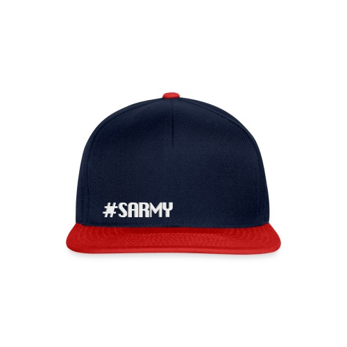 sarmy - Snapback Cap
