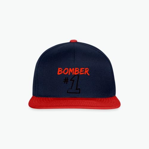 bomber1-png - Snapback Cap