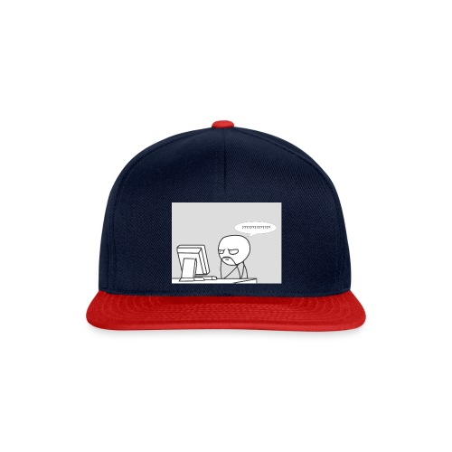 confused - Snapback Cap